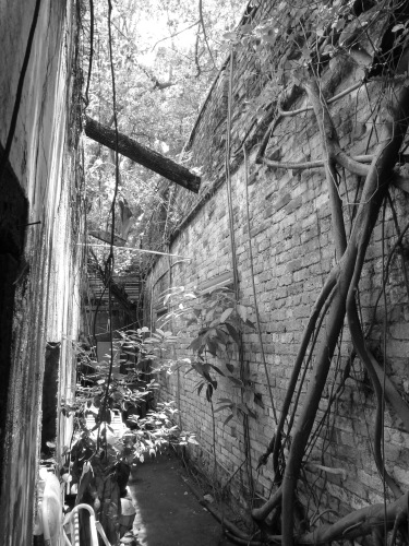 ~alley of old~ image copyright Kris Lee 2012