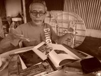 ~~Ismail Hashim (1940-2013)~ image copyright Kris Lee 2012
