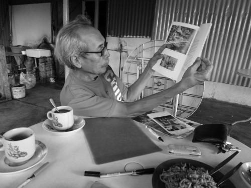 ~Ismail Hashim (1940-2013)~ image copyright Kris Lee 2013