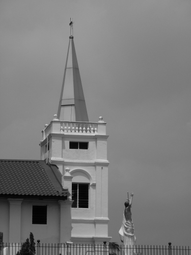 ~an uncommon chapel~ image copyright Kris Lee 2012