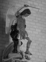 ~archangel michael~ image copyright Kris Lee 2012